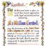 Appreciative penmanship