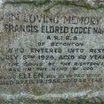 Francis Eldred Lodge Harris (1864-1924)